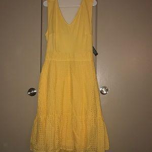 NY&Company Yellow Dress